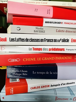 Livres Achats Off 2020