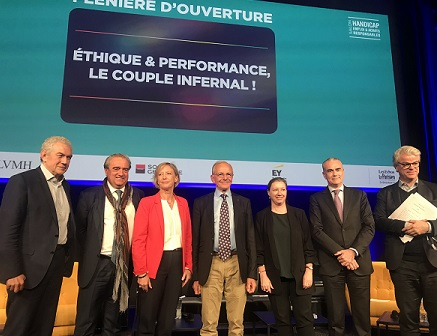 Salon Handicap 2019 : STPA et performance compatibles